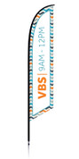 VBS Feather Arrow Pattern - Times