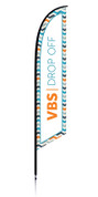 VBS Feather Arrow Pattern -Dropoff