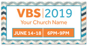 vbs 2019 outdoor banner arrows