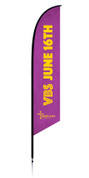 VBS Feather Purple -Date