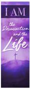 I AM 72 Resurrection Purple