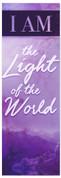 I AM 73 Light of the World Purple