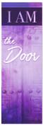 I AM 75 The Door Purple