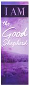I AM 76 The Good Shepherd Purple
