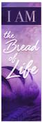 I AM 77 Bread of Life Purple