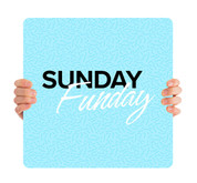 Sunday Funday Blue HH0019