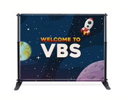 VBS Backdrop Space Theme