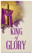 King of Glory Easter Banner