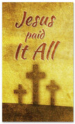 E127 Jesus Paid it All - xw