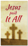 E131 Jesus Paid it All - xw