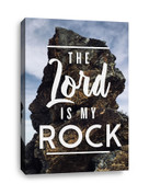CV E333 the Lord is my Rock