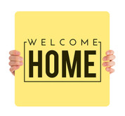Welcome Home - Yellow HHE004