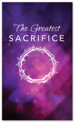 E151 Greatest Sacrifice Purple - xw