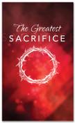 E153 Greatest Sacrifice Red - xw