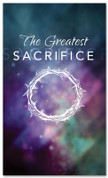 E154 Greatest Sacrifice Original - xw