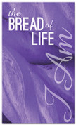 I AM 37 Bread of Life purple - xw