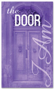 I AM 35 The Door purple - xw