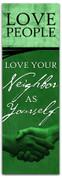 LG06 Love People - Green