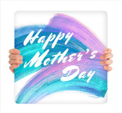 Happy Mother's Day - Colorful Paint MD094