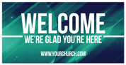 Welcome Banner  - Style 20