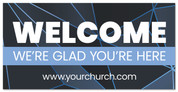 Welcome Banner  - Style 21