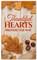 Thanksgiving Banner thankful heart on wooden design