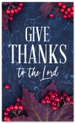 Fall Navy Concrete Give Thanks HB238 xw