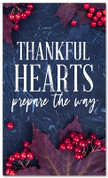 Fall Navy Concrete Thankful Hearts HB241 xw