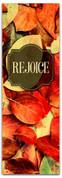 Thanksgiving banner Rejoice