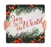 Festive Berries - Joy to the World - CHH007