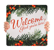 Festive Berries - Welcome - CHH008