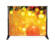 Ornament Glow Backdrop - CBB035