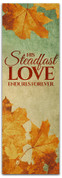 Thanksgiving banner Steadfast Love