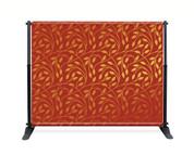 Gold Leaf Pattern Backdrop  - CBB023