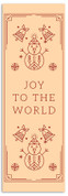 Native Stamp - Joy to the World - CB003