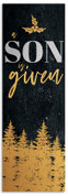 Gold Holly Trees - A Son is Given - CB028