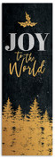 Gold Holly Trees - Joy to the World - CB030