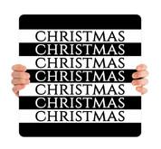 Black Stripes - Christmas - CHH014