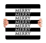 Black Stripes - Merry - CHH015