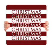 Red Stripes - Christmas - CHH018