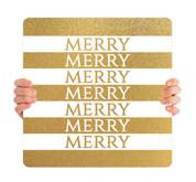 Gold Stripes - Merry - CHH023