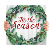 Wreath Shiplap - Tis the Season - CHH025