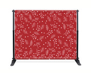 Red Twigs Backdrop  - CBB046