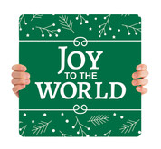Green Twigs - Joy to the World - CHH037