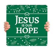 Green Twigs - Jesus is Our Hope - CHH039