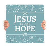 Blue Twigs - Jesus is Our Hope - CHH043