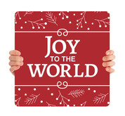 Red Twigs - Joy to the World - CHH045