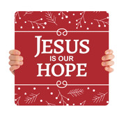 Red Twigs - Jesus is Our Hope - CHH047