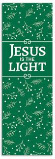 Jesus is the Light banner