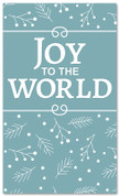 Joy to the World xw banner